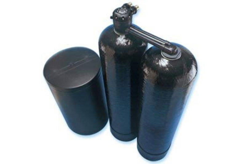 Kinetico Commercial Plus Non - Electric Water Softener