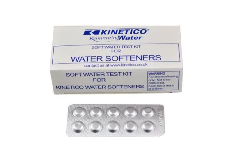 Kinetico Hard Water Test Pack