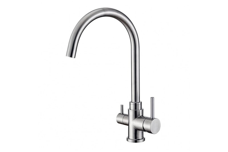 Bella 304 Stainless Steel 3-Way (Tri-flow) Kitchen Tap